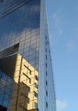 Architecturale berg stock foto