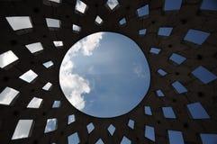 Architecturale bloem Royalty-vrije Stock Foto