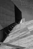 Architecturale Lijnen Royalty-vrije Stock Foto's