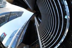 Architecturale Samenvatting Royalty-vrije Stock Foto