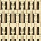 Architecturale textuur Royalty-vrije Stock Afbeelding