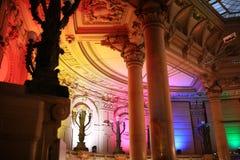 Architecture à Gênes images stock