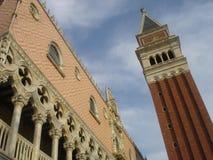 Architecture à Venise images libres de droits