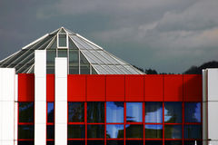 Architecture #1. Architecture, bureaus and offices in Germany Royalty Free Stock Photos