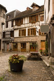Architecture 18th century Beaulieu-sur-Dordogna Stock Photos