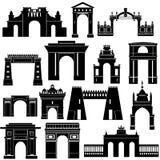 Architecture-6 Zdjęcia Royalty Free