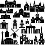 Architecture-13 Zdjęcie Stock