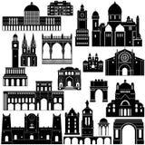 Architecture-14 Zdjęcie Royalty Free