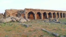 Architecture abandonnée de palasdev de temple antique dans le maharashtra image stock