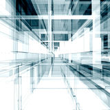 Architecture abstract Royalty Free Stock Image