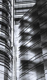 Architecture abstract Royalty Free Stock Photography