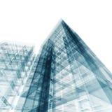 Architecture abstraite Photographie stock