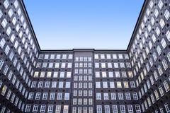 Architecture abstraite Photographie stock libre de droits