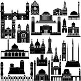 Architecture Africa-5 Royalty Free Stock Images