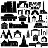 Architecture Africa-2 Royalty Free Stock Image