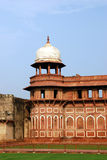 Architecture in Agra fort of India Stock Image