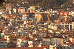 Architecture Alanya Royalty Free Stock Images