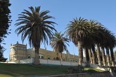 Architecture allemande dans Swakopmund, Namibie photo libre de droits