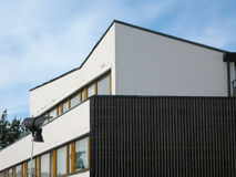 Architecture by Alvar Aalto Stock Photo