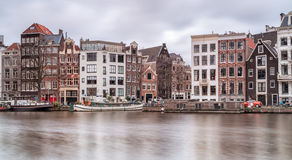 Architecture in Amsterdam Stock Photo