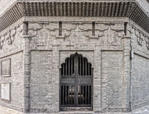 The architecture of ancient Chinese building Stock Images