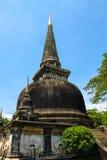 Architecture in ancient city. Samutsakorn, thailand Stock Image