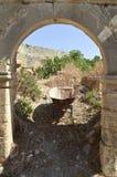 Architecture ancient, venetian in Crete, Greece. Architecture venetian in Crete, , Greece Stock Photography