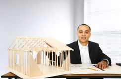 Architecture And His Work Stock Photos