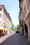Architecture of Annecy, France Royalty Free Stock Photos