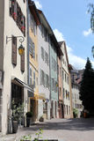 Architecture of Annecy, France Stock Image