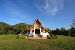 Architecture antique de la Thaïlande Photographie stock