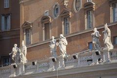 Architecture antique de Rome Photos libres de droits