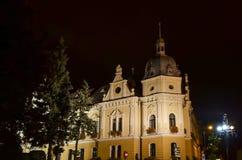 Architecture antique en Brasov Roumanie Photo libre de droits