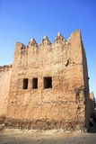 Architecture arabe (Maroc) Images stock