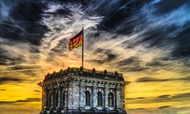 Architecture, Art, Berlin Royalty Free Stock Photography