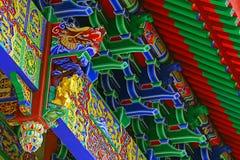 Architecture asiatique de pagoda Image stock