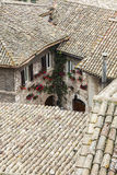 Architecture of Assisi Stock Image