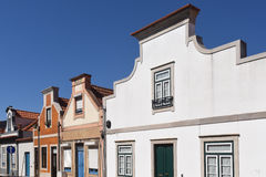 Architecture in Aveiro, Beiras region, Stock Image