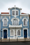Architecture in Aveiro, Portugal Royalty Free Stock Photography