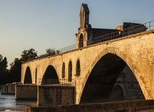 Architecture of Avignon. Avignon, Provence-Alpes-Cote d`Azur, Fr Royalty Free Stock Photo