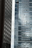 Architecture ayant beaucoup d'étages, Melbourne, Australie image stock