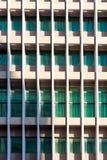 Architecture background of apartment or Condominium building Stock Photo