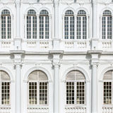 Architecture background. City Hall in George Town Stock Image