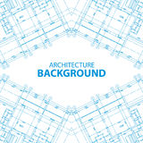 Architecture background Stock Photography