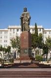 Architecture in baku azerbaijan Royalty Free Stock Image