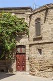 Architecture in baku azerbaijan Royalty Free Stock Photography
