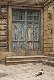 Architecture in baku azerbaijan Royalty Free Stock Photography