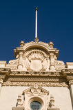 Architecture in Balboa Park Royalty Free Stock Photos