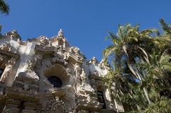 Architecture in Balboa Park Stock Photo