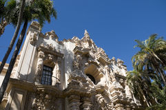 Architecture at Balboa Park Royalty Free Stock Photography